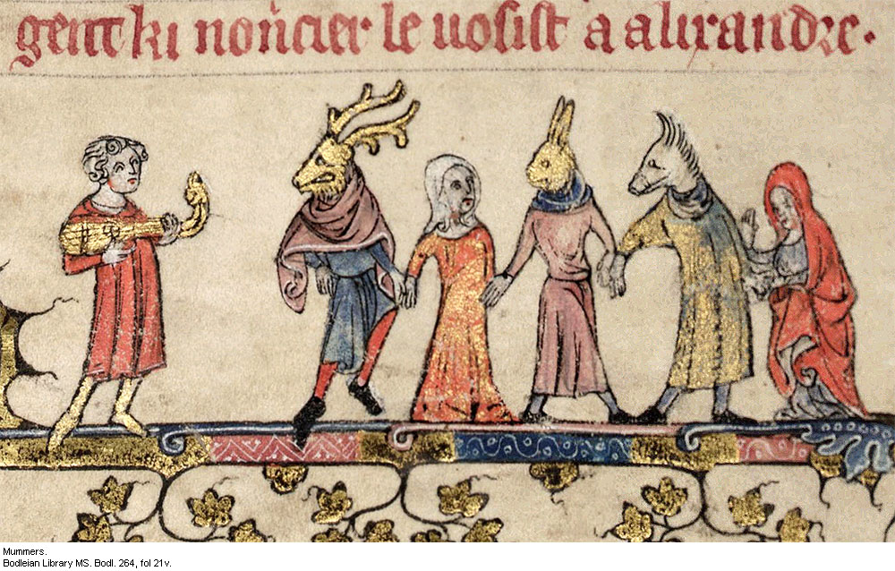 Christmas History In English.Mummers From Family Christmas Online