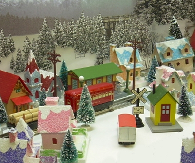 A Brief History of Christmas Villages from Family Christmas Online™