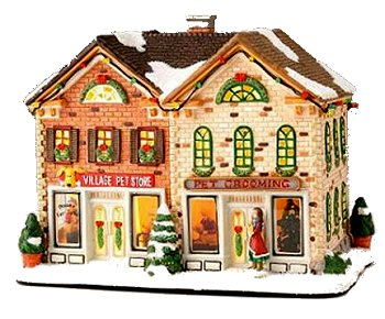 A brief history of christmas villages from family christmas online click for bigger photo solutioingenieria Images