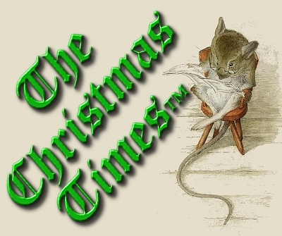 Christmas Times(tm) Newsletter Signup Page