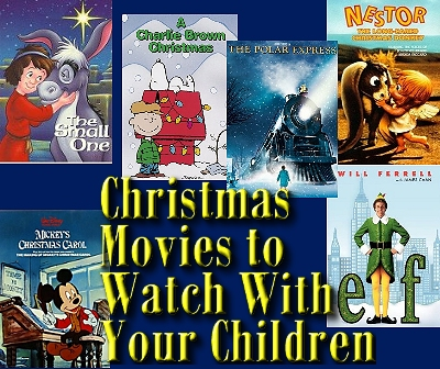 christmas movies to watch with your children - Animated Christmas Movies