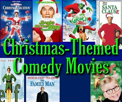 christmas themed comedies - Best Funny Christmas Movies