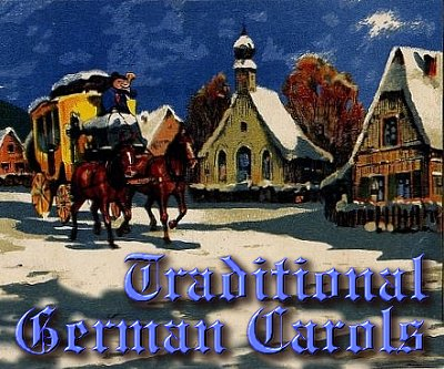 Traditional German Carols, from Family Christmas Online™
