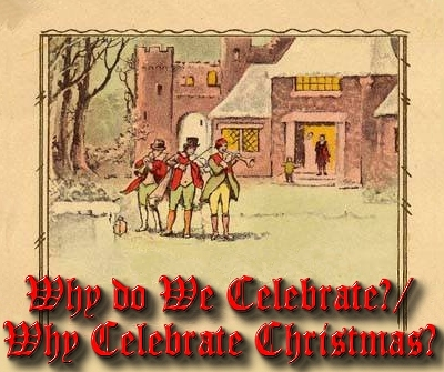 Why do We Celebrate?/Why Celebrate Christmas?, from Family ...