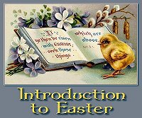 Click to go to our index of Easter articles.