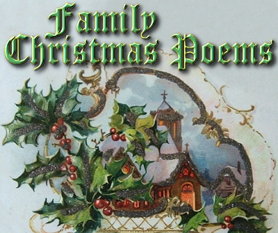 christmas poems from family christmas online