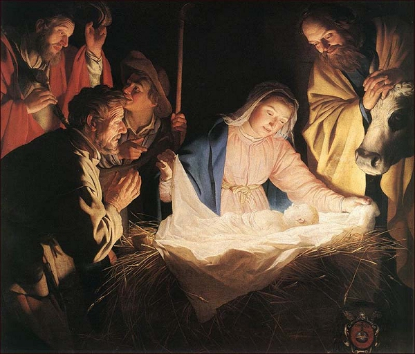Bible Christmas Story.Jesus Is Born King James Version
