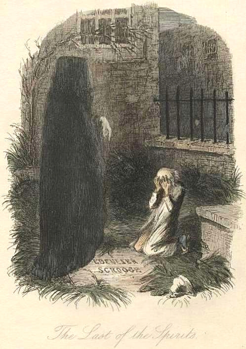 A Christmas Carol, Stave 4, Full Text